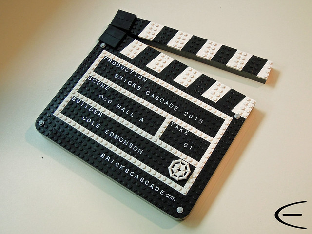LEGO Clapboard (Working)