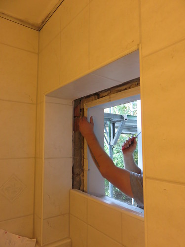 Fensterausbau