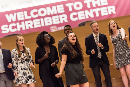 2015 Schreiber Center Gala