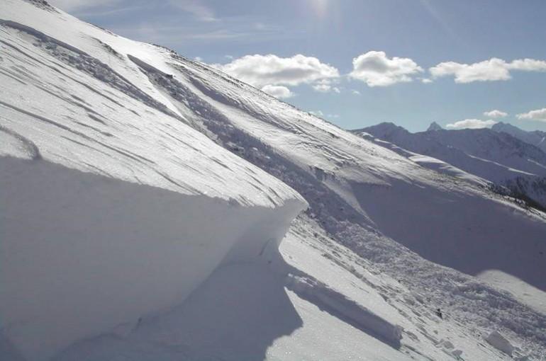 Tyrolské vzory lavinového nebezpečí ve zkratce