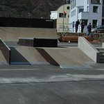 Naturno, Bolzano, Skatepark via Stazione, Italy