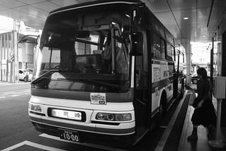 Bus to Miyazaki on OCT 24, 2015 (1)