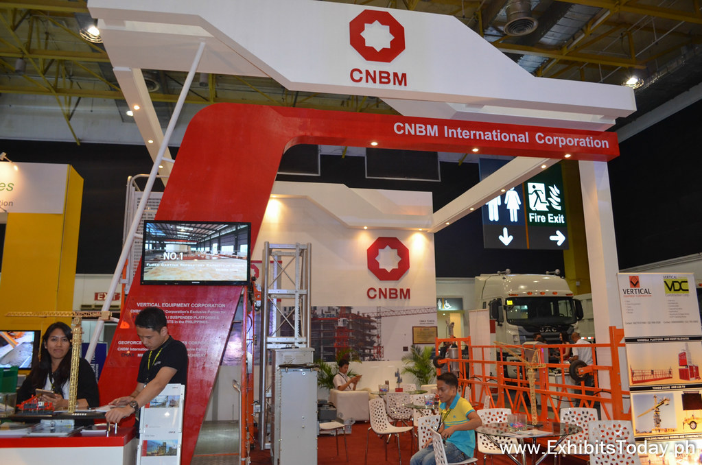 CNBM Trade Show Display