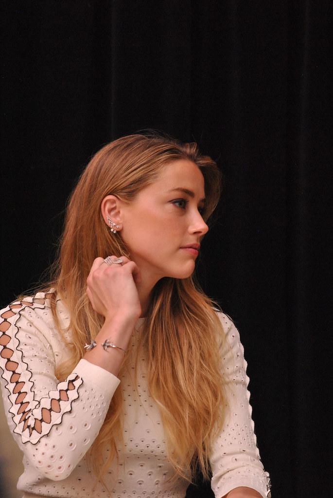 Эмбер Хёрд — Пресс-конференция «Девушка из Дании» на «TIFF» 2015 – 67