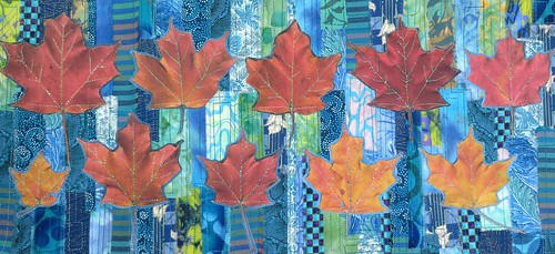 ten maple leaves c2010