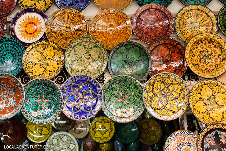 Safi Moroccan Serving Places (What to See in Marrakech).