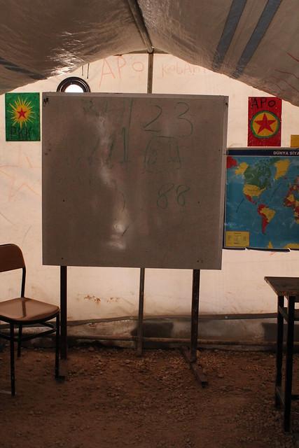 難民營教室