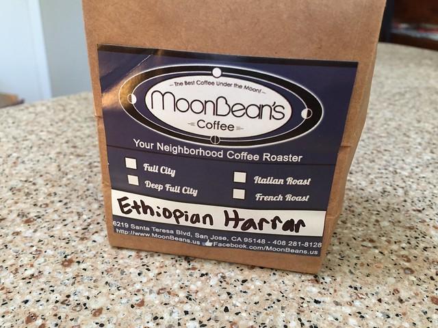 Ethiopian Harrar