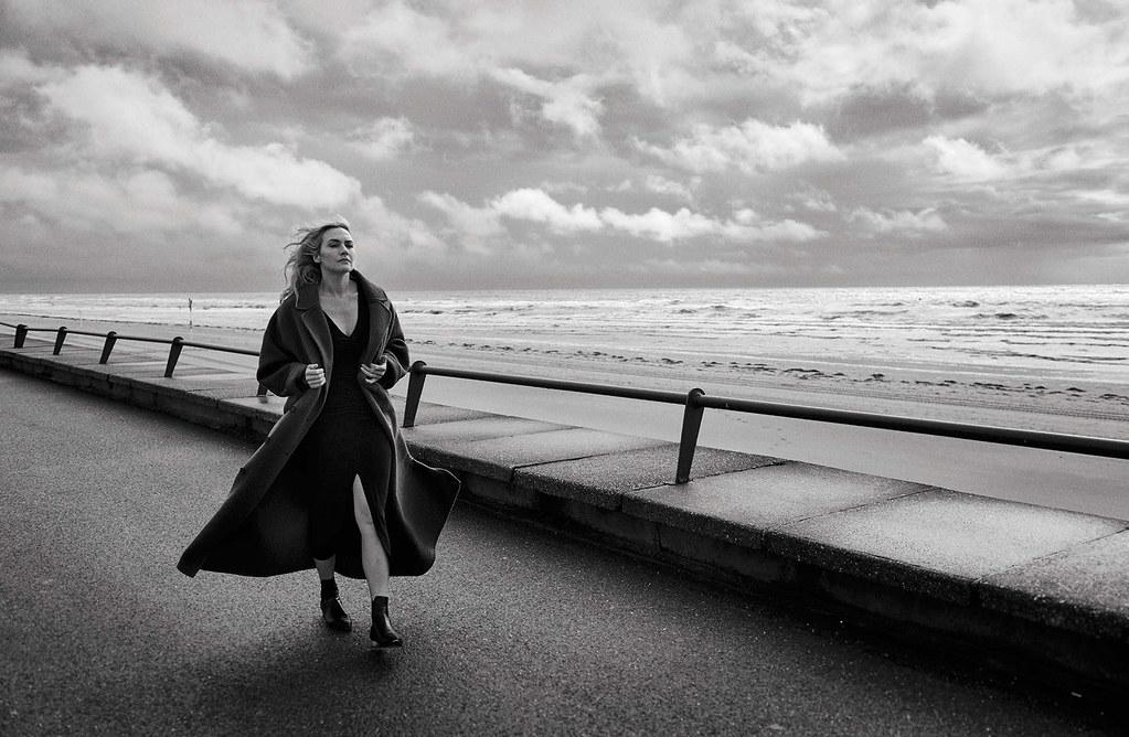 Кейт Уинслет — Фотосессия для «Vogue» IT 2015 – 9