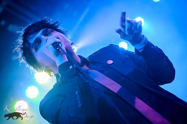 Gerard Way - Marquee Theater 10-25-15