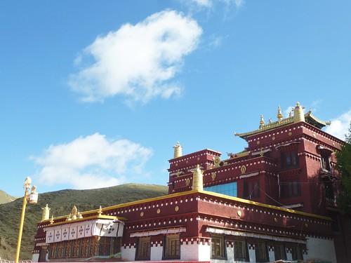 CH-Litang-Chode Gompa-Temple (8)
