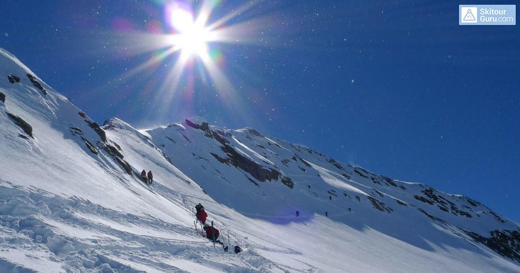 Mittlerer Seelenkogel Ötztaler Alpen / Alpi Venoste Österreich foto 09