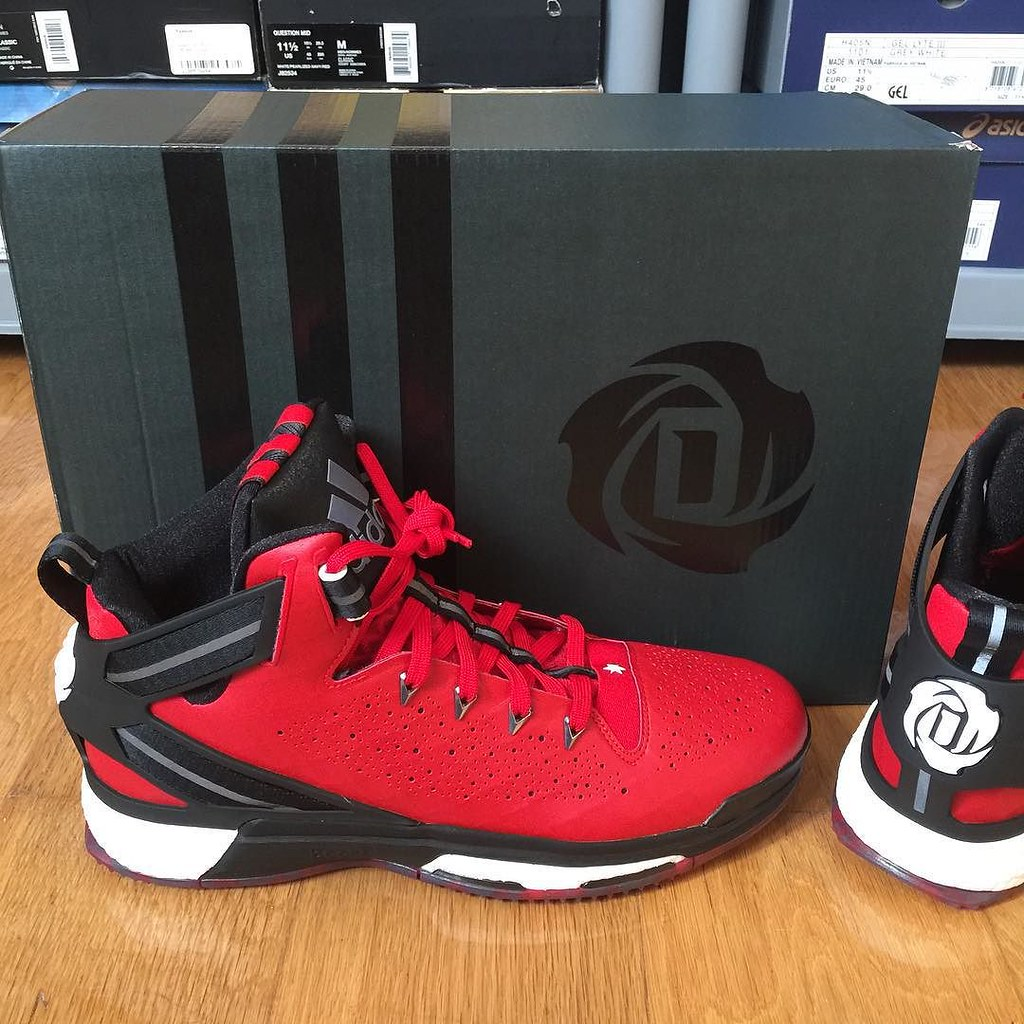pretty nice 72405 2c59a Adidas D Rose 6 Boost