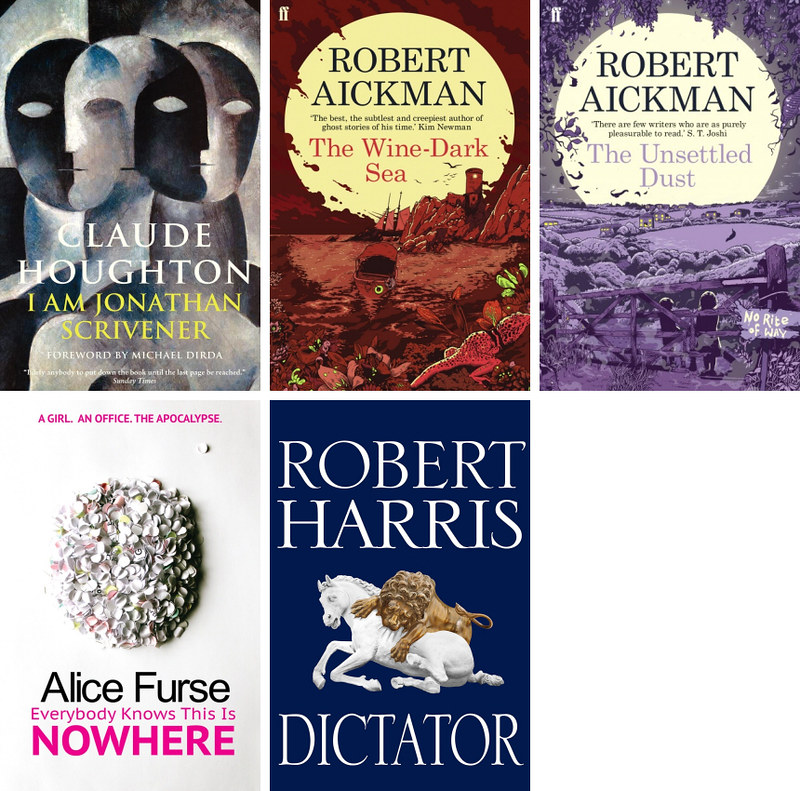 October 2015 books
