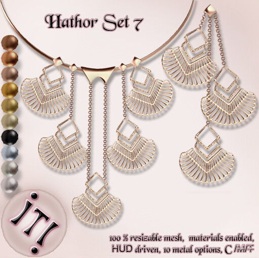 !IT! - Hathor Set 7 Image