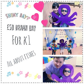 ESD drama day for K1