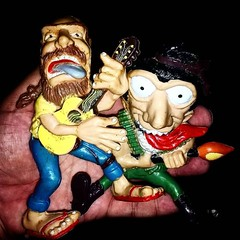 Awesome package of #MelAppel #WeirdBall figures from the #80s #toyfinds #toyhunting #toyhustle #toyhorder #toytrades #vintage #toysagram #ToysAreMyDrug #weirdstuff #TomKhayos #ToyGameScroogeMcDuck #RagingNerdgasm #raretoys #rare