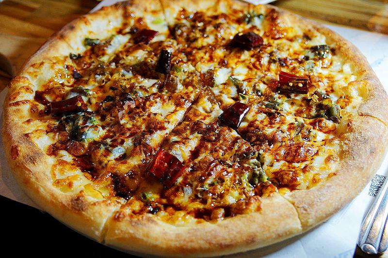 台中披薩推薦]披薩工廠Pizza factory公益店@剎有其食 ...