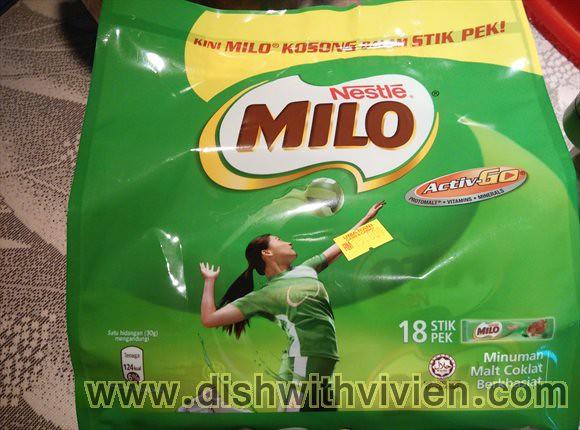 Milo_Kosong