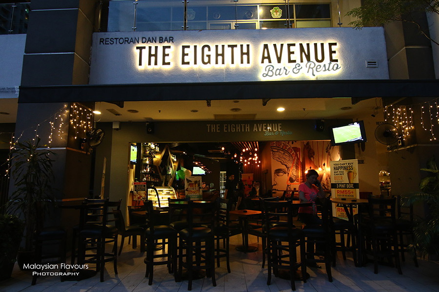 the-eighth-avenue-restaurant-publika-solaris-dutamas-kl