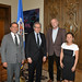 OAS Secretary General met with Holm Tiessen, Director of the Inter-American Institute for Global Change Research