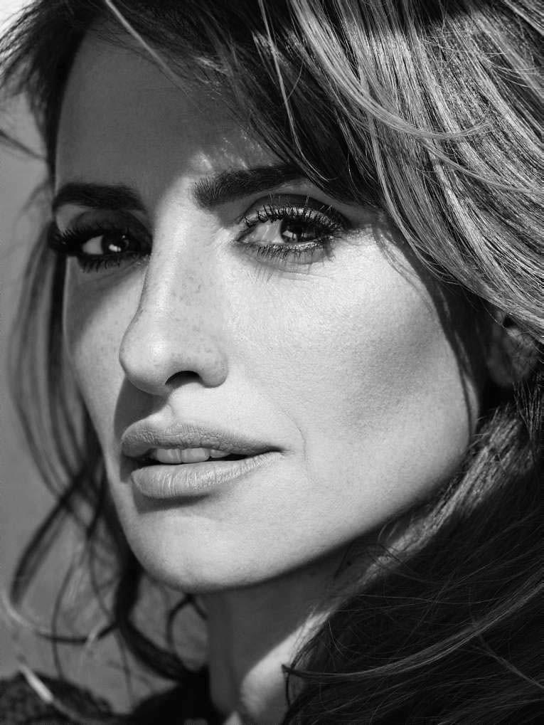 Пенелопа Крус — Фотосессия для «Elle» FR 2015 – 2