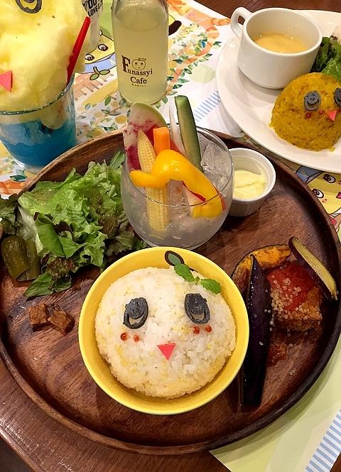 東京必吃船梨精主題咖啡店版頭