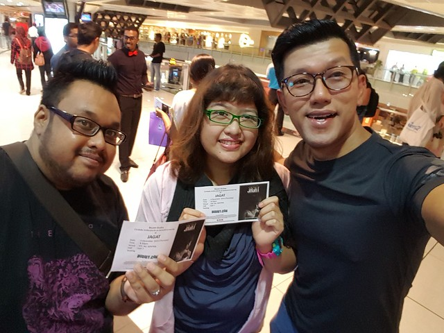 Premiere With Budiey - Filem Jagat