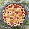 Pie #4 is rhubarb! #festivalofpie