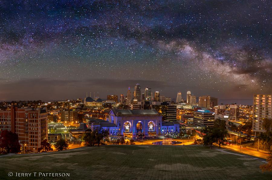 Kansas City Milky Way