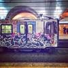 Treno di Roma #grafiti #romatermini #rome