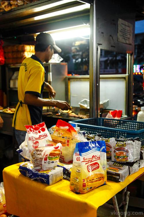 Daily Burger Stall Gombak