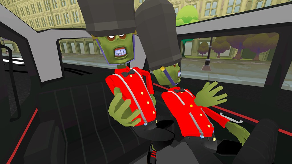 The Modern Zombie Taxi Co, Image 01