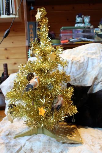 Iggle Christmas Hunt day 14: Christmas tree