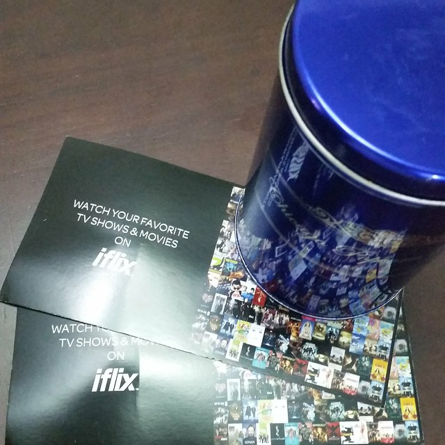 iFlix care package