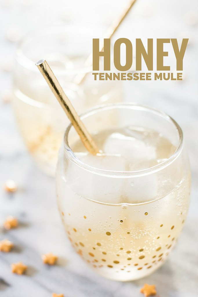 Toast 2016 with a refreshing Honey Tennessee Mule