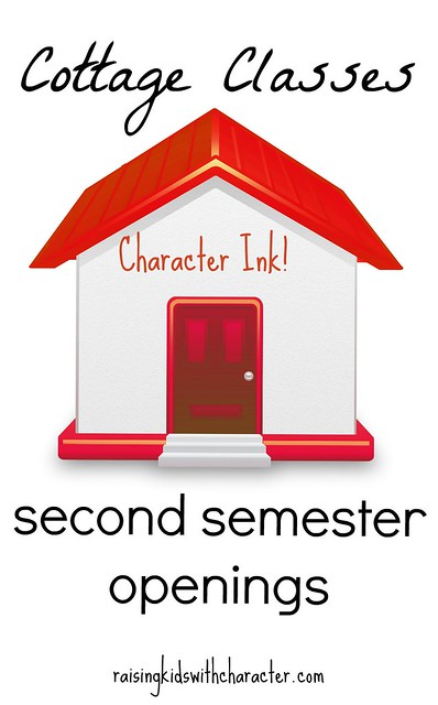 Announcing Openings for Character Ink's Cottage Classes in 2016