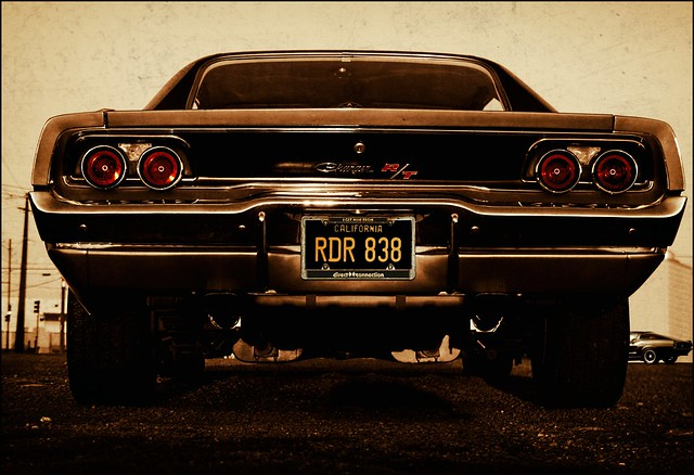 1968 Dodge Charger R/T - Waiting For Frank