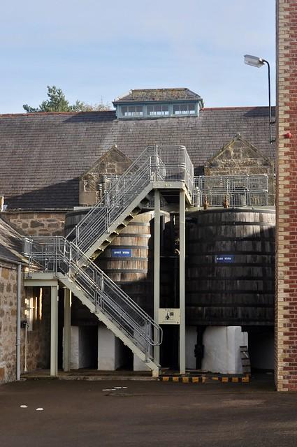 Dallas Dhu Distillery