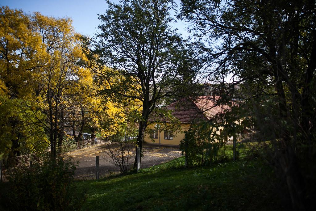 Iskola egy kis Borsod-Abaúj-Zemplén megyei faluban | Fotó: Magócsi Márton