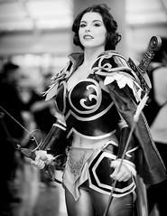 SLLACC 2016 - World of Warcraft Snow Whiter (B&W)