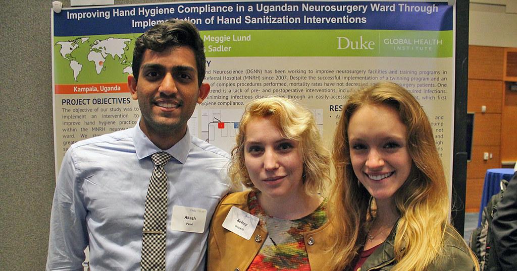 Global Health Showcase | Akash Patel, Kelsey Graywill and Sa