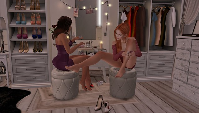 Some SL pampering
