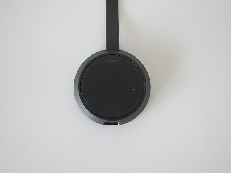 Google Chromecast Ultra - Bottom