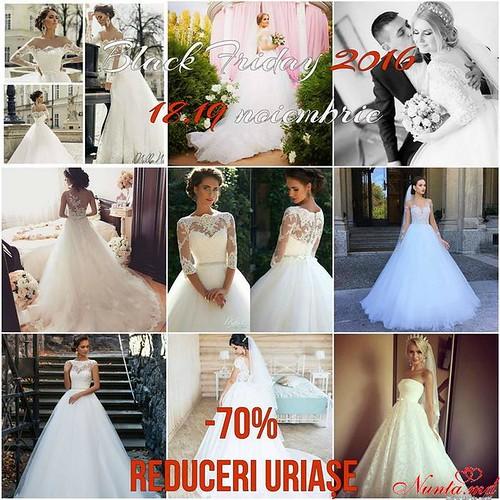 Salon de Mariaj Cocos-Tot luxul și eleganța modei de nuntă într-un singur loc! > BLACK FRIDAY la Salon de Mariaj Cocos