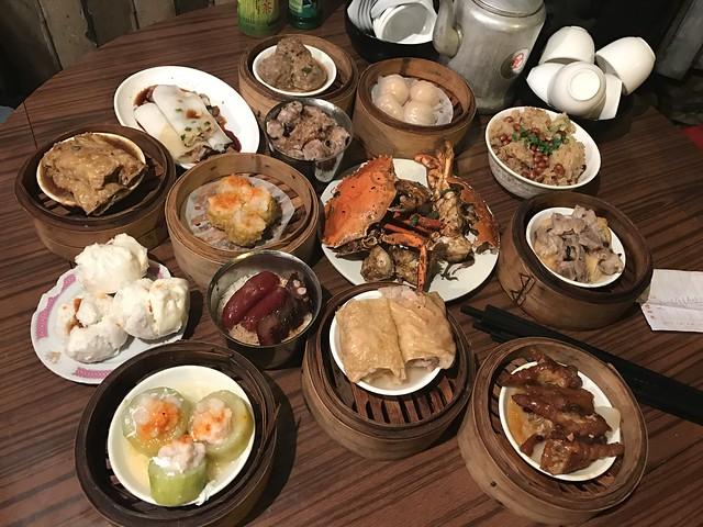 長沙灣 洪慶海鮮燒臘飯店