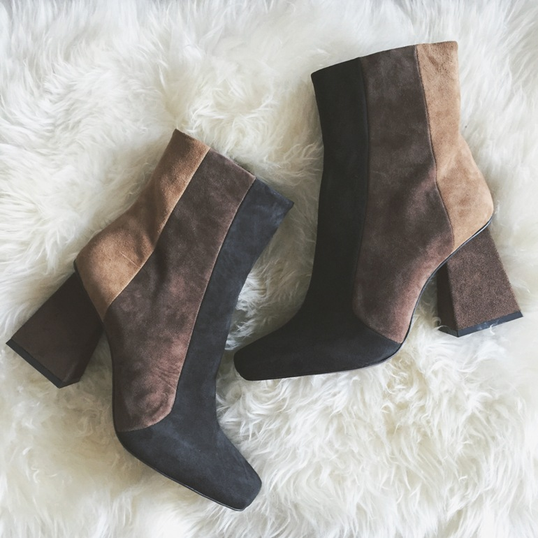 Jeffrey Campbell Romford Suede Boots