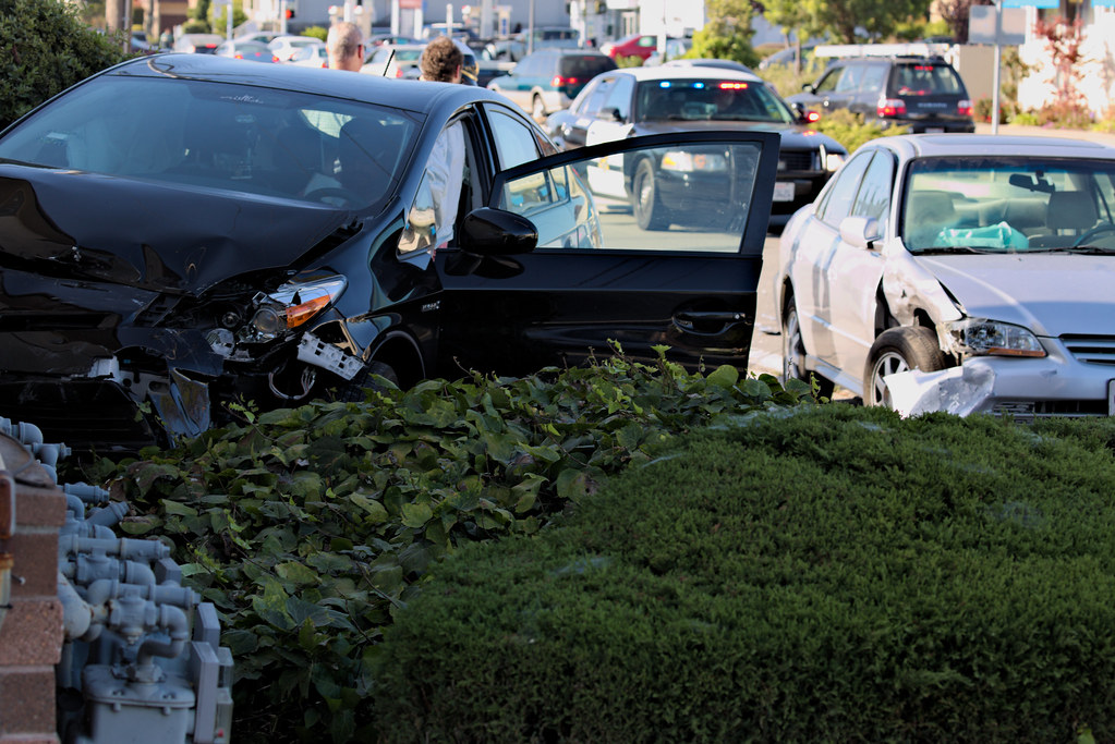 El Cerrito traffic collision