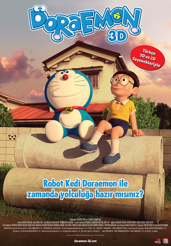 Doraemon - Stand by Me Doraemon (2015)