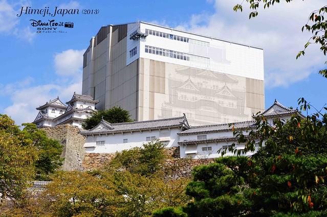 Japan - Himeji Castle 05